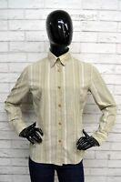 Camicia Donna MURPHY & NYE Taglia Size L Shirt Woman Maglia Camicetta a Righe