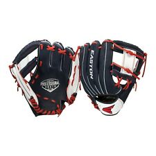 """Easton Professional Youth 10"""" Baseball Glove PY10USA  Red,White & Blue"""