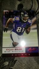 2012 Absolute Red Spectrum Retail #5 Anquan Boldin Baltimore Ravens