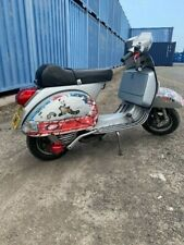 Vespa PX 125 Disc brake 6696 miles new MOT new SIP battery and service