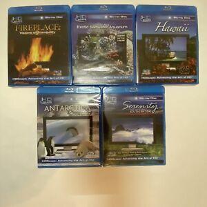 HD scape 5 Blu-ray DVD Bundle