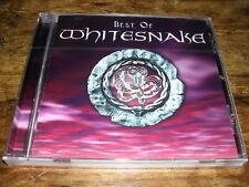 WHITESNAKE - Best Of Whitesnake. CD. New & sealed.