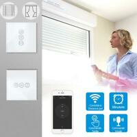 Smart WiFi Electric Curtain Switch App Timer Work with Google Home Amazon Alexa
