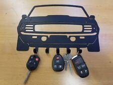 Camaro 1969 key chain holder metal wall art plasma cut decor fob