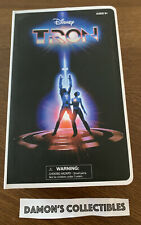 Diamond Select Tron Deluxe Vhs Figure Sdcc 2020 Exclusive Box Set In Stock
