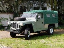 "Land Rover Santana 109"" Militar - Lightweight"