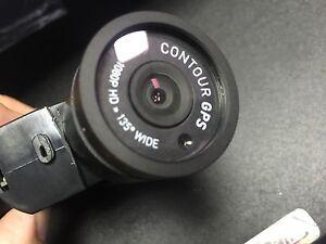 Contourgps GPS Cámara HD+ Tira para la Cabeza Velcro Soporte Cráneo