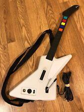 Xbox 360 Guitar Hero X-Plorer Guitar Controller Wired No Stickers
