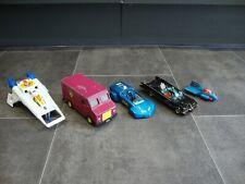 SELECTION OF CORGI AND ERTL MOVIE THEMED DIE CAST CARS VINTAGE AND MODERN
