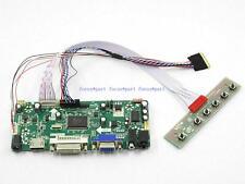 HDMI VGA DVI Audio LCD Controller board  For LP156WH2-TLEA LP156WH2(TL)(EA)
