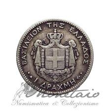 (Monetaio) Greece 1 Giorgio I - Drachme 1868 A Silver KM# 38