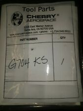 Cherry Aerospace G704ks Service Kit For Rivet Gun GENUINE