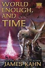 World Enough, and Time: New World Trilogy, Book 1-ExLibrary