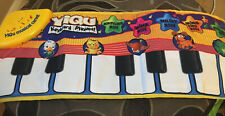 Yiqu Keyboard Playmat Educational Toy Musical Carpet- Great Condition