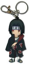 **Legit** Naruto Authentic Anime Keychain Akatsuki Member SD Itachi Uchiha #3872