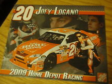 Joey Logano ~ Vintage 2009 Hero Card ~ The Home Depot
