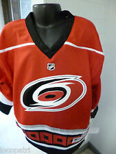 Reebok NHL Carolina Hurricanes Little Kids Hockey Jersey NWT $55 4-7