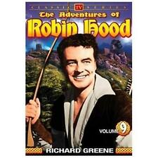 The Adventures Of Robin Hood - Vol. 9 (DVD, 1955) - D0108