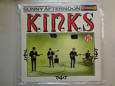 KINKS:Sunny Afternoon-France LP Pye Limited CVPV 76032.30 Mono-Stereo 14Trks.PCV