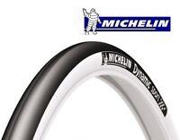 Pneu vélo slick MICHELIN Dynamic sport 700x28 Bike tire 700 x 28 blanc noir NEUF