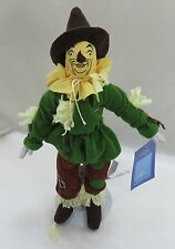 """Wizard of Oz 16""""  Scarecrow Ray Bolger NANCO Warner Brothers NEW with Tags"""