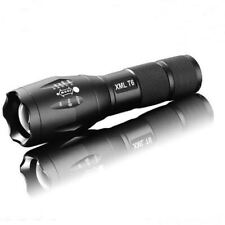Ultra Bright LED Tactical Flashlight - Military Grade Emergency Torch Light