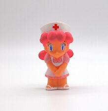 """Pokemon Nurse Joy anime kid figure toy puppet set 2"""" Japan"""