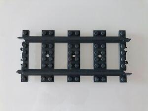50 gerade Schienen Neu Lego City ® Eisenbahn