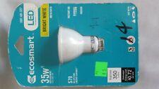 EcoSmart LED Instant On 35 watts = 6w usage MR16 LED Indoor Bulb