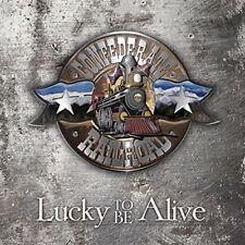 Confederate Railroad - Lucky to Be Alive [CD]