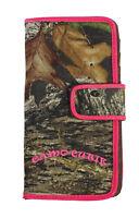 Camo Mossy Oak Women Camo Wallet Ladies Camo Western Wallet Pink Camo Cutie