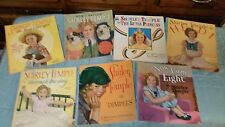 VINTAGE ** VERY  RARE ** SHIRLEY TEMPLE BOOKS SET OF (7)