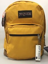 NWT JANSPORT RIGHT PACK BACKPACK ORIGINAL 100% AUTHENTIC English Mustard JS00TYP