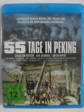 55 Tage in Peking - Boxer Aufstand Krieg in China - Charlton Heston, David Niven