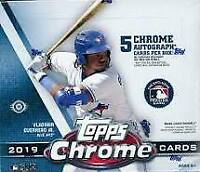 2019 TOPPS CHROME BASE CARDS PICK FROM LIST