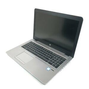 "HP EliteBook 850 G3 15.6"" Laptop i5-6300U 2.40GHz 8GB 512GB SSD (Pressure Marks)"