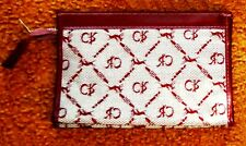 Charles Of The Ritz ~ Cosmetic Bag ~ Pouch ~ Case ~ Tote ~ Make Up Bag