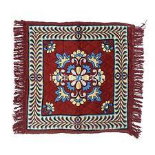 Indian Handmade Reversible Door Mat Living Room Floor Door Stop Pray Carpet