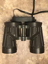 New listing Usmc Tasco Green Marine Binoculars 7x50 B6696 w/ Military Range Reticle Japan
