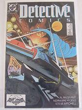 DC Comics Batman Detective Comics Comic #601 Jun 1989 VF (ref 876)