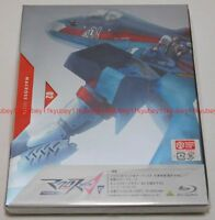 New Macross Delta Vol.2 First Limited Edition Blu-ray Booklet Japan English