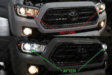 16 Toyota Tacoma 6000k Headlight AC HID Xenon Conversion Kit Error Free
