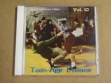 POPCORN CD / TEEN-AGE DREAMS - VOL 10