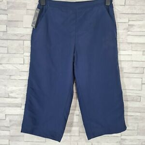 RRP £19.99 Bermuda Shorts LA GEAR Size 10-UK Navy Blue Pockets Embroidered NEW