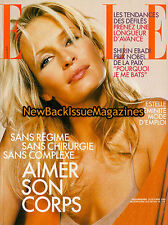 French Elle 10/03,Estelle LeFebure Hallyday,October 2003,NEW
