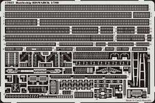 Eduard 1/700 Bismarck Alemán Battleship detallando Set Para Revell Kits # 17037