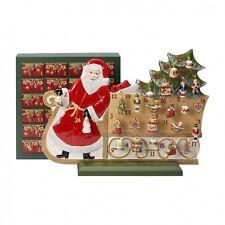 Villeroy & Y Boch Juguetes de memoria de Navidad-Nuevo en Caja Calendario de Adviento