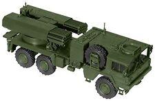 "Roco H0 05057 Minitank Bausatz ""MAN LKW Raketen System LARS 2"" BW 1:87 NEU + OVP"