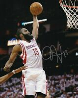 James Harden Autographed Signed 8x10 Photo ( Rockets ) REPRINT