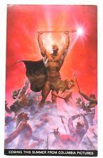 1981 Richard Corben HEAVY METAL Sci-Fi movie promotional postcard
